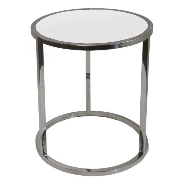 Shop categories: Furniture > Bedsides & Side Tables (product) Bronco Side Table. Shop Designer furniture, homewares and accessories for your home with Rock The House.