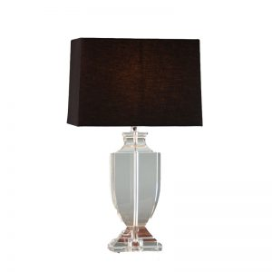 Shop categories: Lighting > Table Lamps (product) Crystal Urn Lamp. Shop Designer furniture, homewares and accessories for your home with Rock The House.