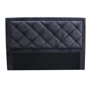 Shop categories: Furniture > Headboards (product) Diamond Bedhead. Shop Designer furniture, homewares and accessories for your home with Rock The House.