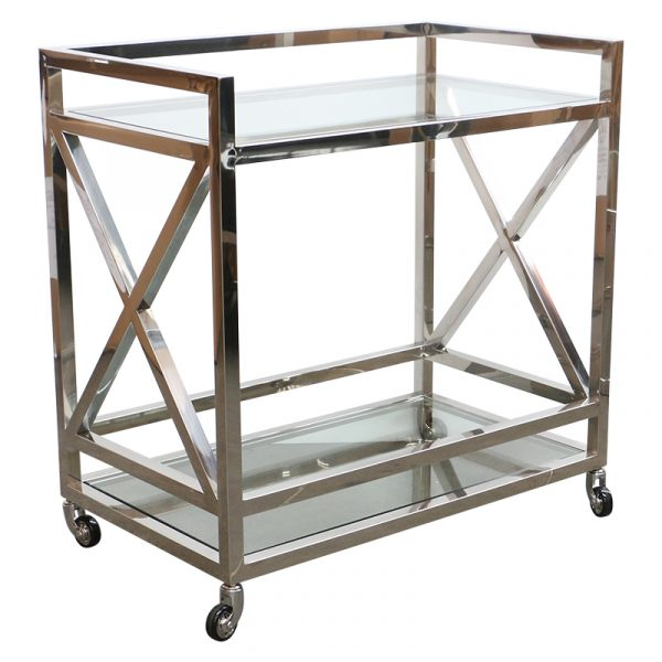Shop categories: Furniture > Bedsides & Side Tables (product) Cross Bar Table. Shop Designer furniture, homewares and accessories for your home with Rock The House.