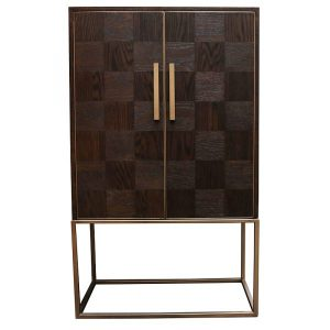 Shop categories: Furniture > Sideboards & Cabinets (product) Anaheim Bar Cabinet. Shop Designer furniture, homewares and accessories for your home with Rock The House.