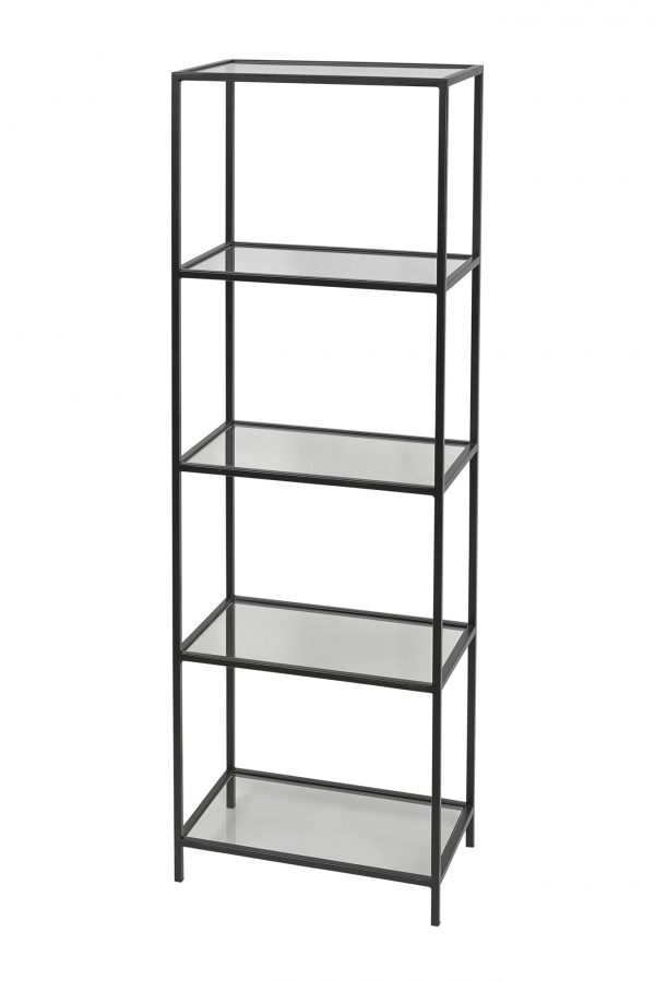 Shop categories: Homewares > Baskets & Storage, Furniture > Bookcase, Furniture (product) Liza Bookcase. Shop Designer furniture, homewares and accessories for your home with Rock The House.