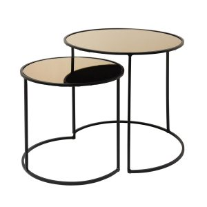 Shop categories: Furniture > Bedsides & Side Tables (product) Stends Table Set. Shop Designer furniture, homewares and accessories for your home with Rock The House.