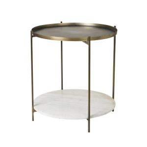 Shop categories: Furniture > Bedsides & Side Tables (product) Tristan Side Table Tall. Shop Designer furniture, homewares and accessories for your home with Rock The House.