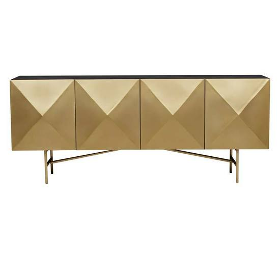 Shop categories: Furniture > Sideboards & Cabinets (product) Amelie Facet Buffet. Shop Designer furniture, homewares and accessories for your home with Rock The House.