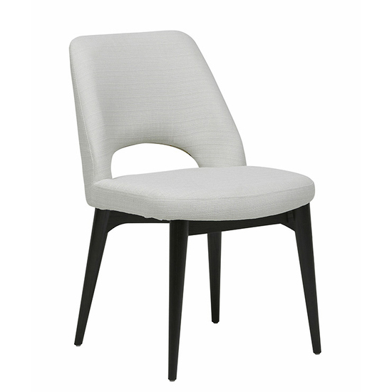 Shop categories: Furniture > Dining Chairs (product) Oscar Timber Leg Chair. Shop Designer furniture, homewares and accessories for your home with Rock The House.