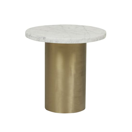 Shop categories: Furniture > Bedsides & Side Tables (product) Elle Pillar Side Table. Shop Designer furniture, homewares and accessories for your home with Rock The House.