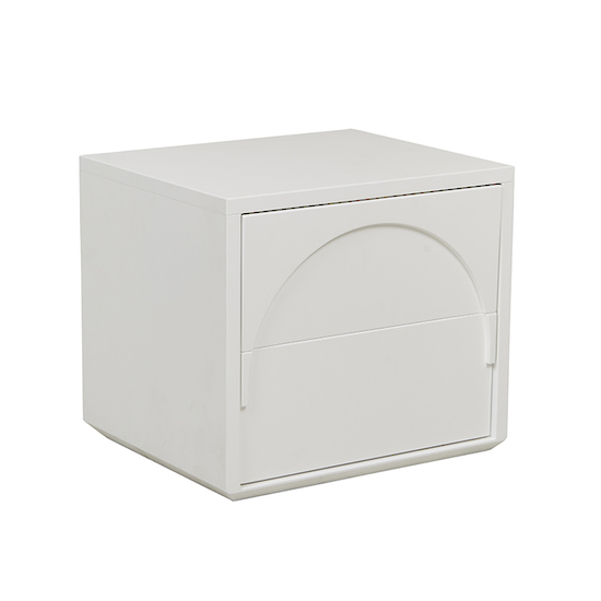 Shop categories: Furniture > Bedsides & Side Tables (product) Archie Bedside. Shop Designer furniture, homewares and accessories for your home with Rock The House.