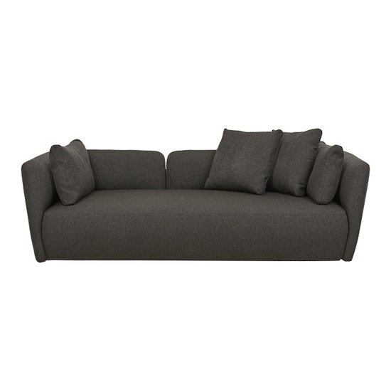 Shop categories: Furniture > Sofas (product) Felix Pebble 3-Seater Sofa. Shop Designer furniture, homewares and accessories for your home with Rock The House.