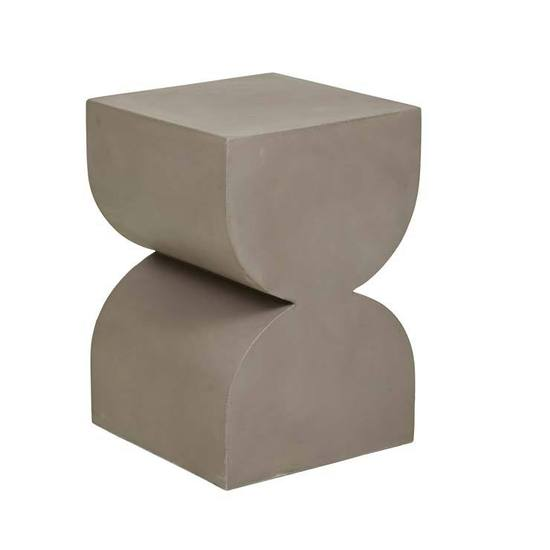 Shop categories: Furniture > Stools (product) Paloma Curve Stool. Shop Designer furniture, homewares and accessories for your home with Rock The House.