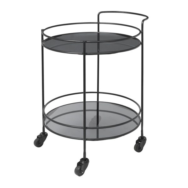 Shop categories: Furniture > Bedsides & Side Tables (product) Roger Bar Wagon. Shop Designer furniture, homewares and accessories for your home with Rock The House.