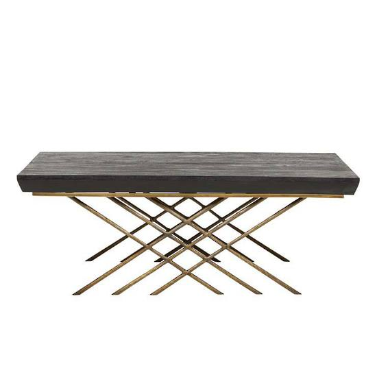 Shop categories: Furniture > Coffee Tables (product) Amelie Cross Coffee Table. Shop Designer furniture, homewares and accessories for your home with Rock The House.