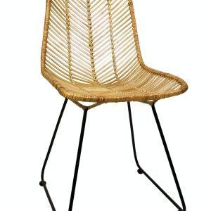 Shop categories: Furniture > Chairs (product) Bahama Retro Bistro Dining Chair. Shop Designer furniture, homewares and accessories for your home with Rock The House.