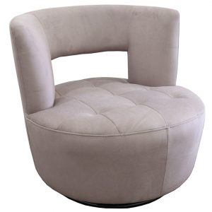 Shop categories: Furniture > Occasional Chairs (product) Barclay Swivel Chair. Shop Designer furniture, homewares and accessories for your home with Rock The House.